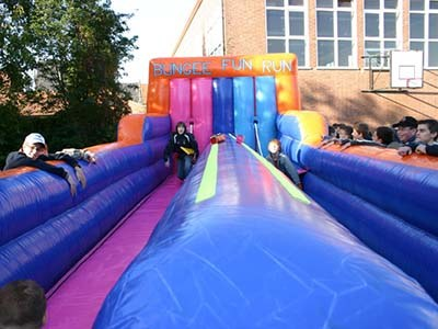 Bungee fun run huren Limburg