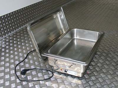 Chafing dish electric huren Limburg